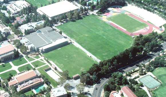 UCLA Soccer Complex & Parking Structure #4 Los Angeles, CA